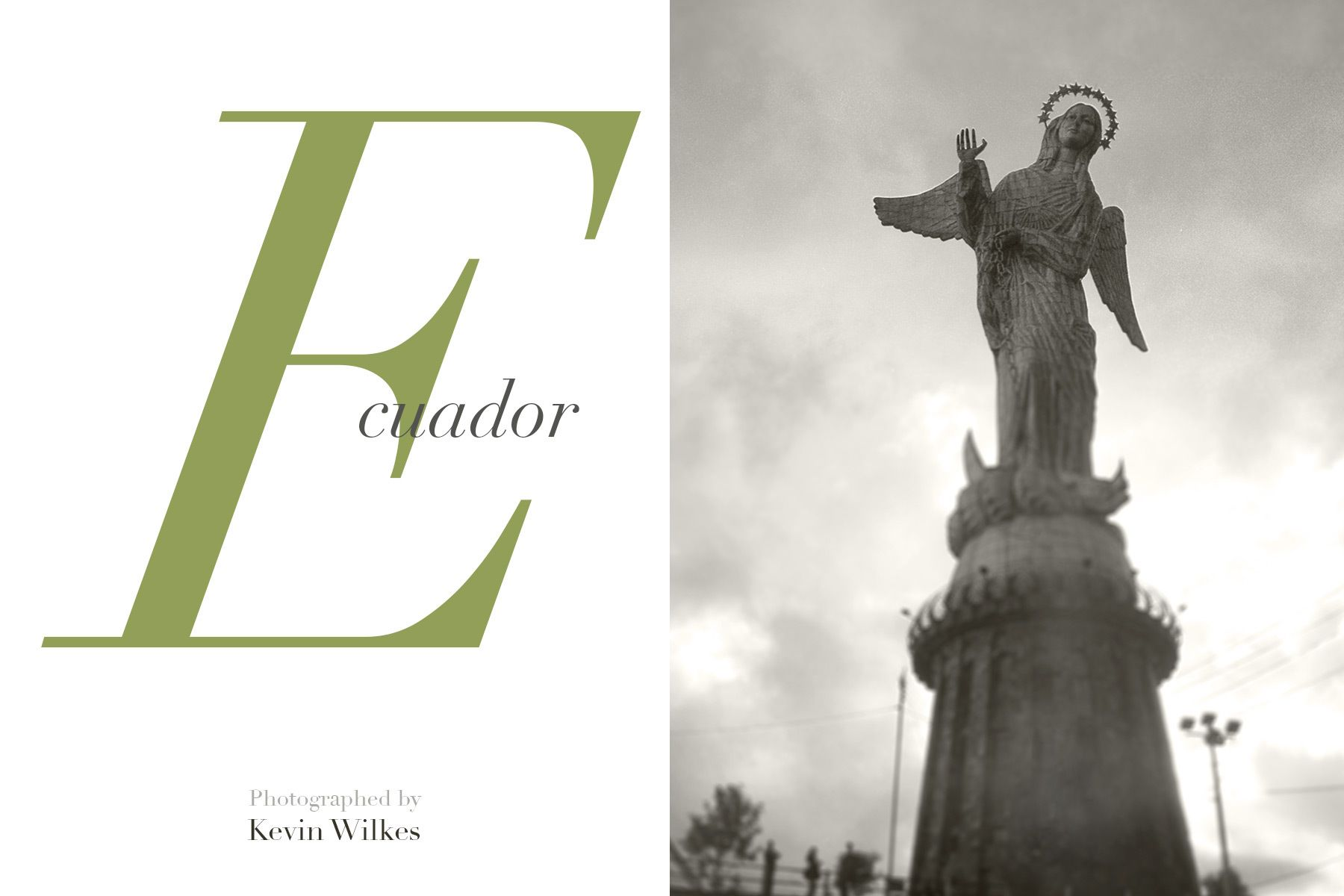 Ecuador. 362 Magazine