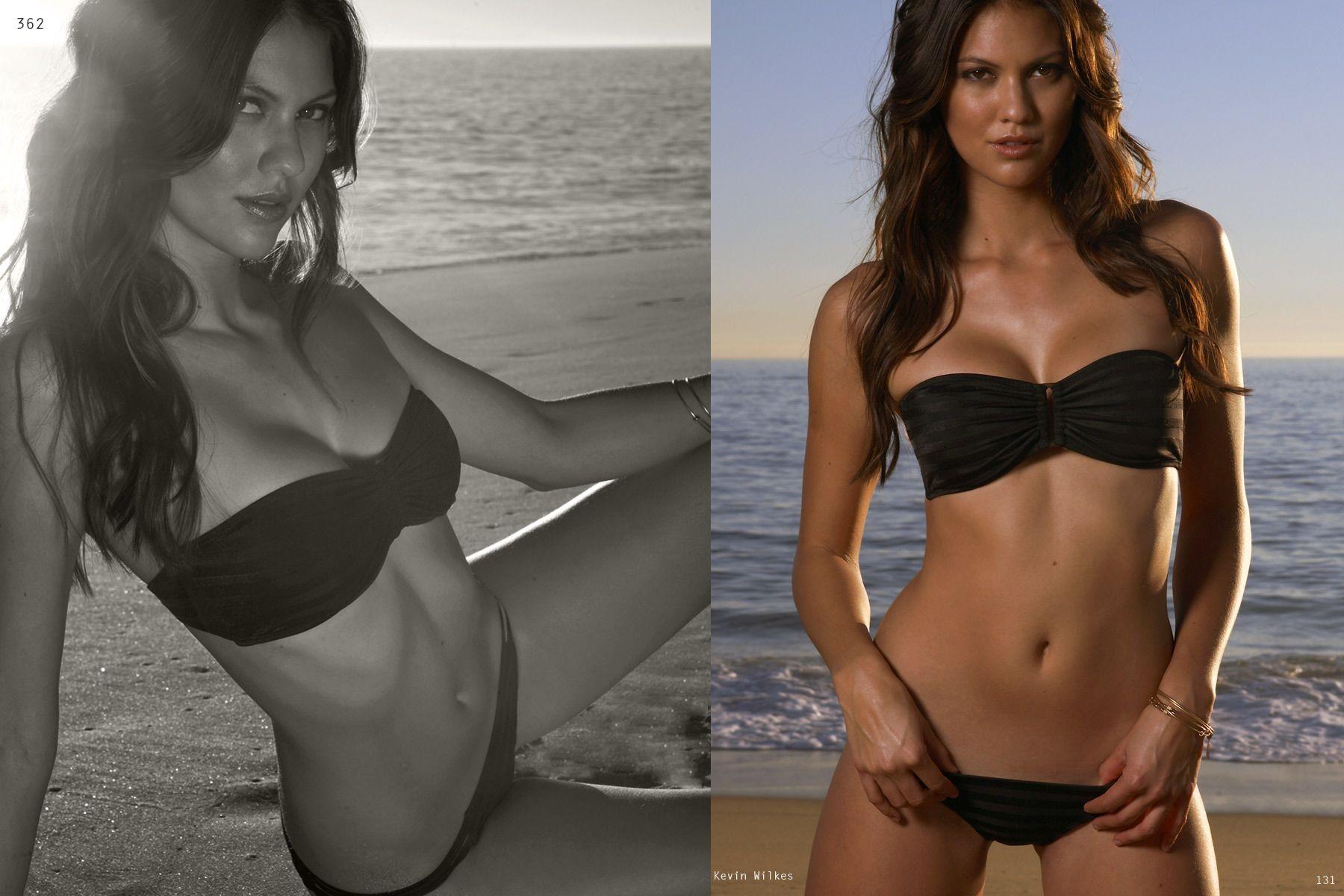 Megan Abrigo. Bikini Tyler Rose. 362 Magazine.