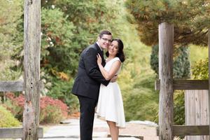 Brookside Gardens MNCPPC Wedding