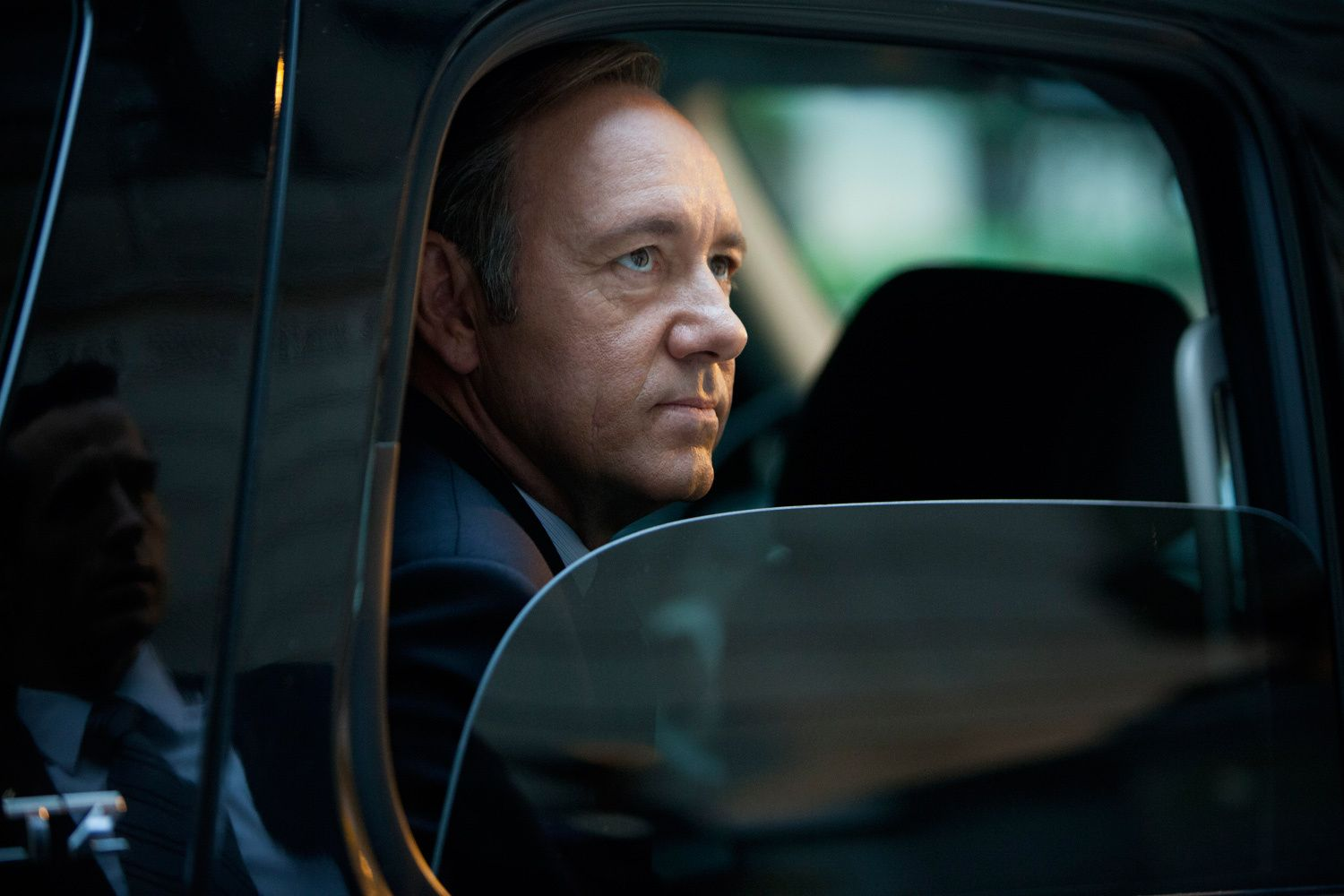Kevin Spacey as Francis Underwood