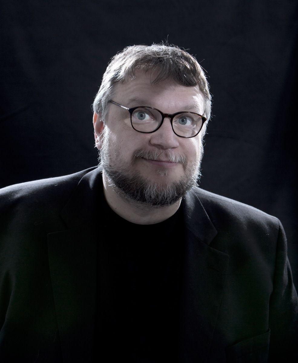 Guillermo Del ToroDirector of 'The Strain'