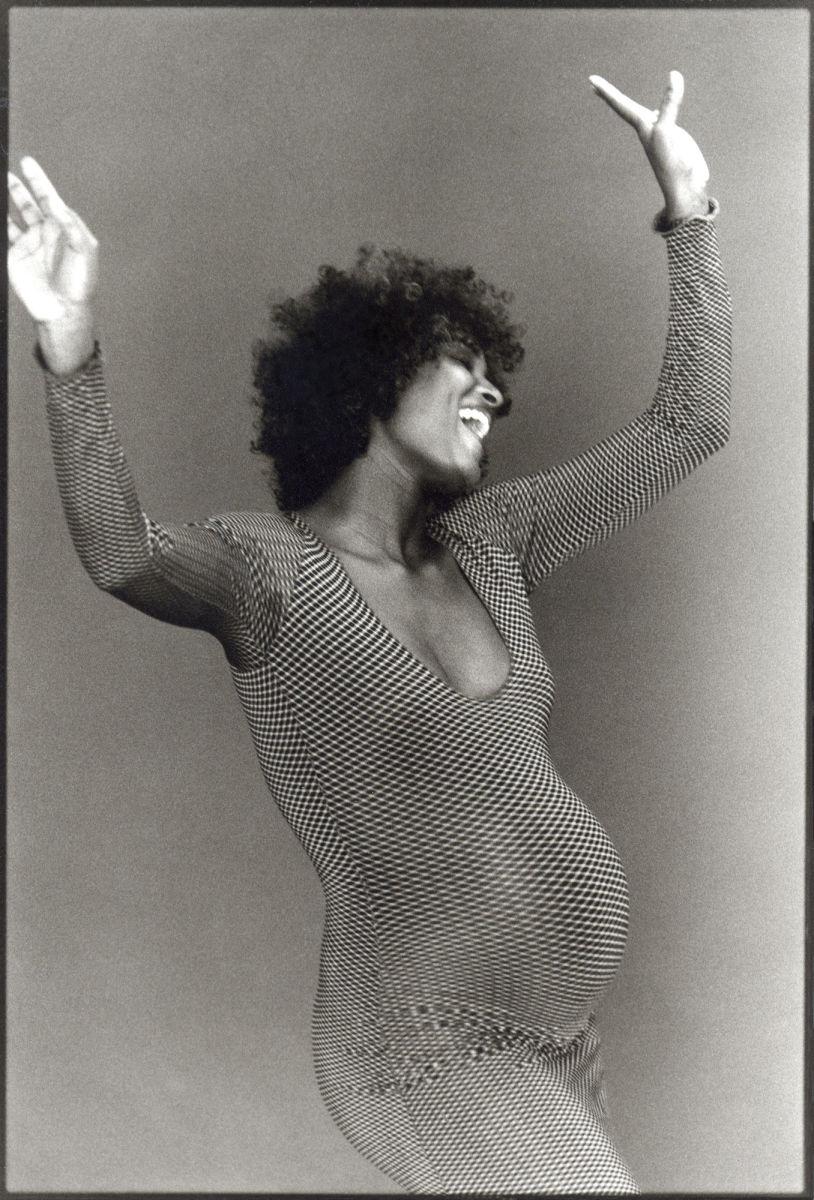 Sharon Schuster Pregnancy Portrait
