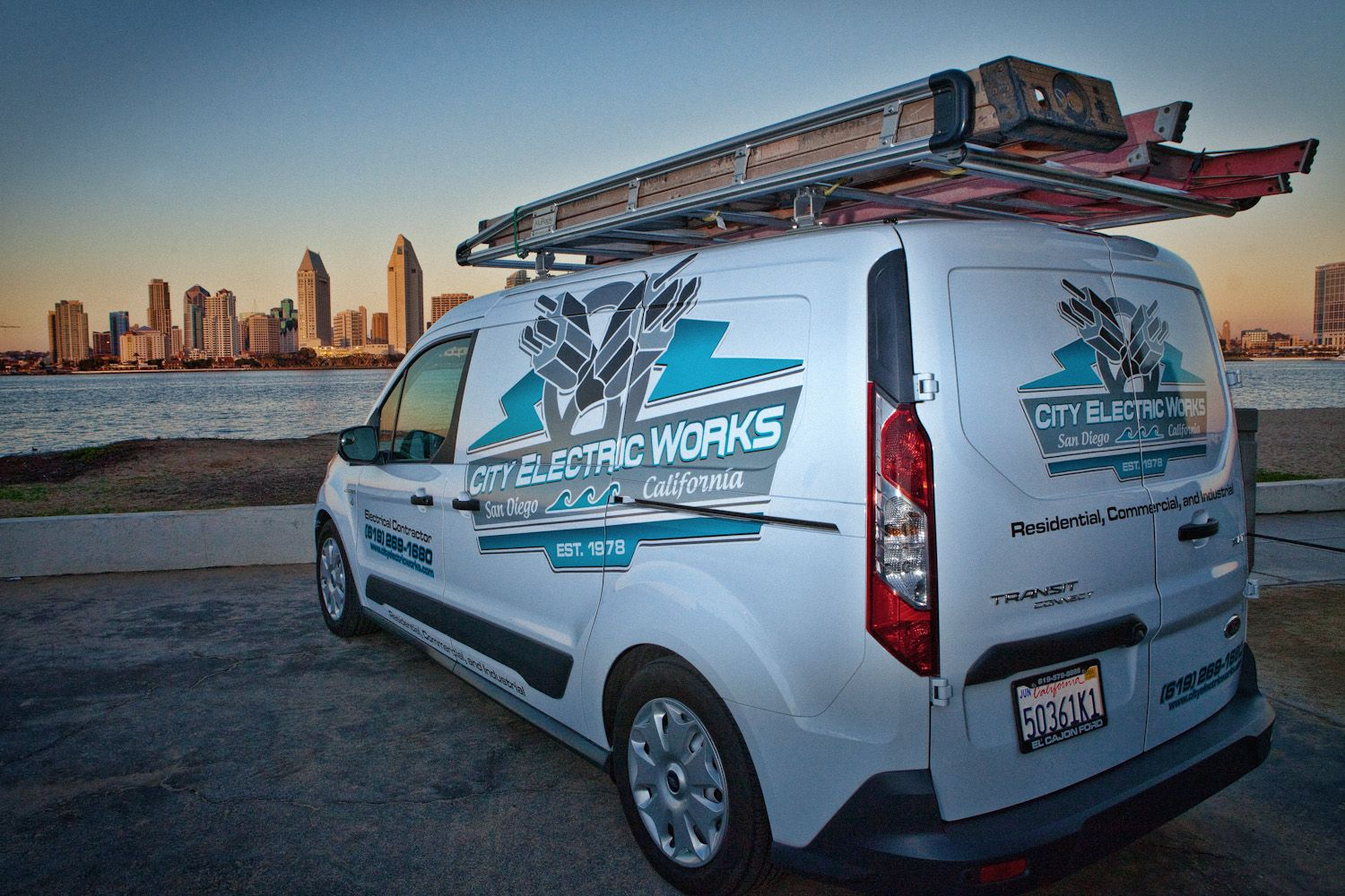 City Electric Works: Commercial Electrical Contractor in San Diego ...