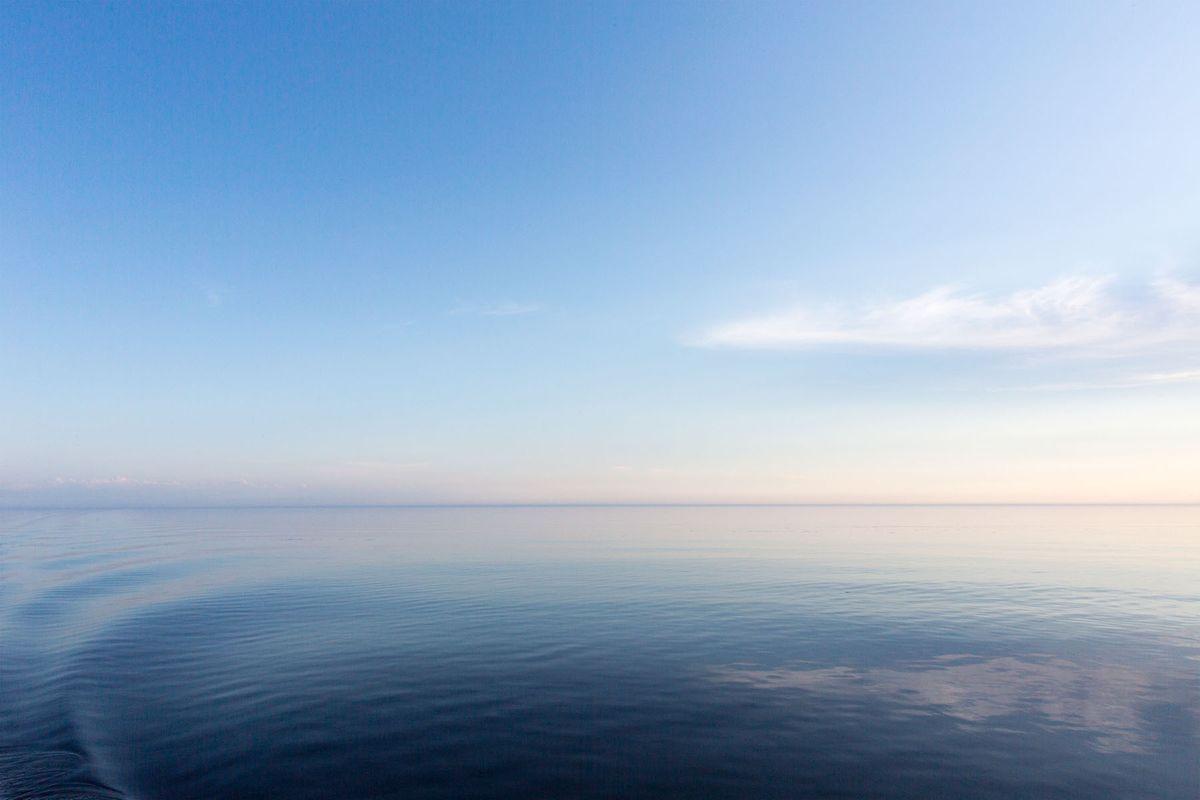 Sunset, Bay of Fundy