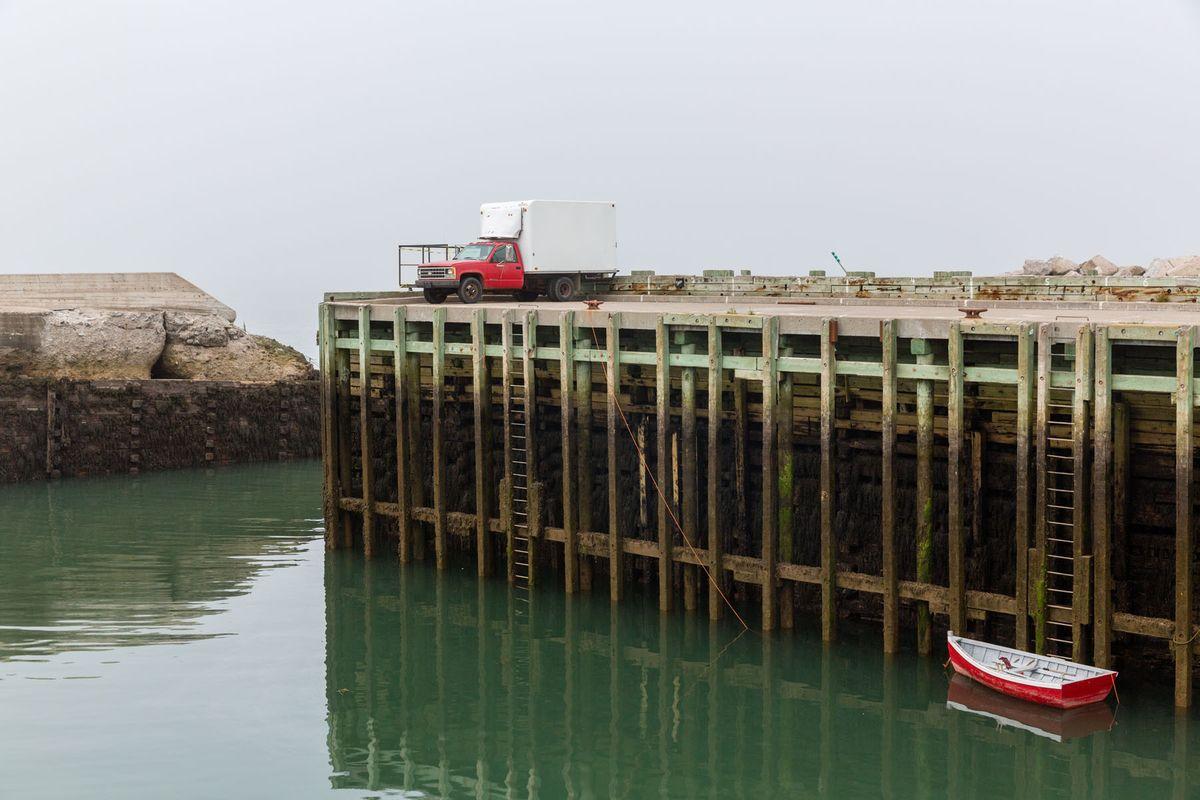 Low Tide, Parker's Cove, Nova Scotia