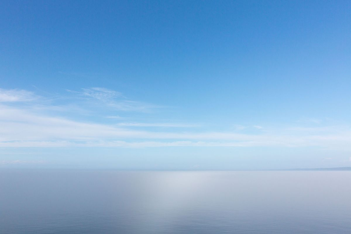 Mist & Light on the Bay of Fundy