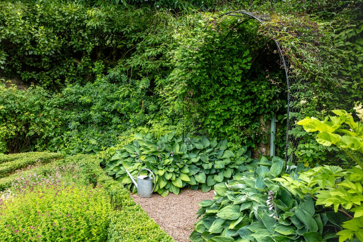 A Side Garden Room