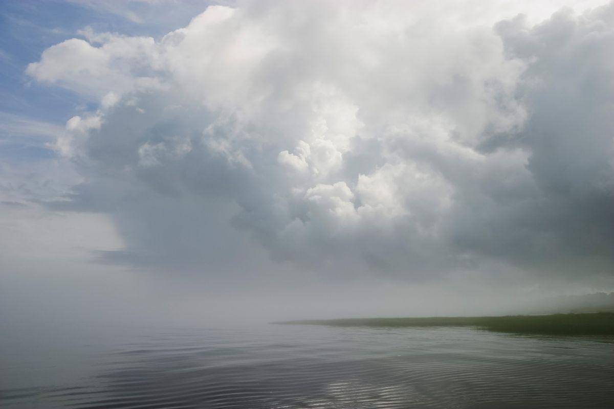 Low Clouds, Fog