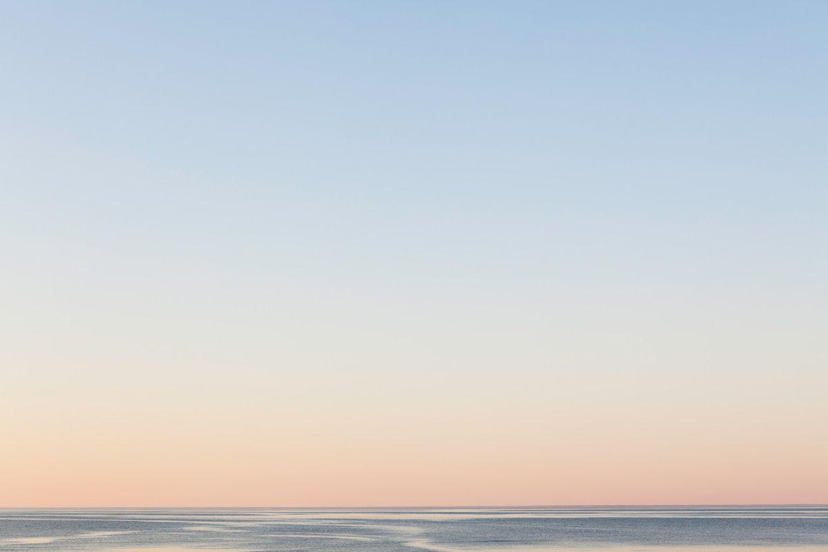 Pale Sunset