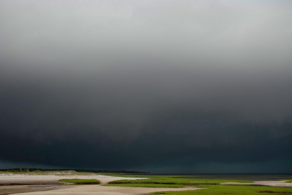 Black Sky, Storm Approaching