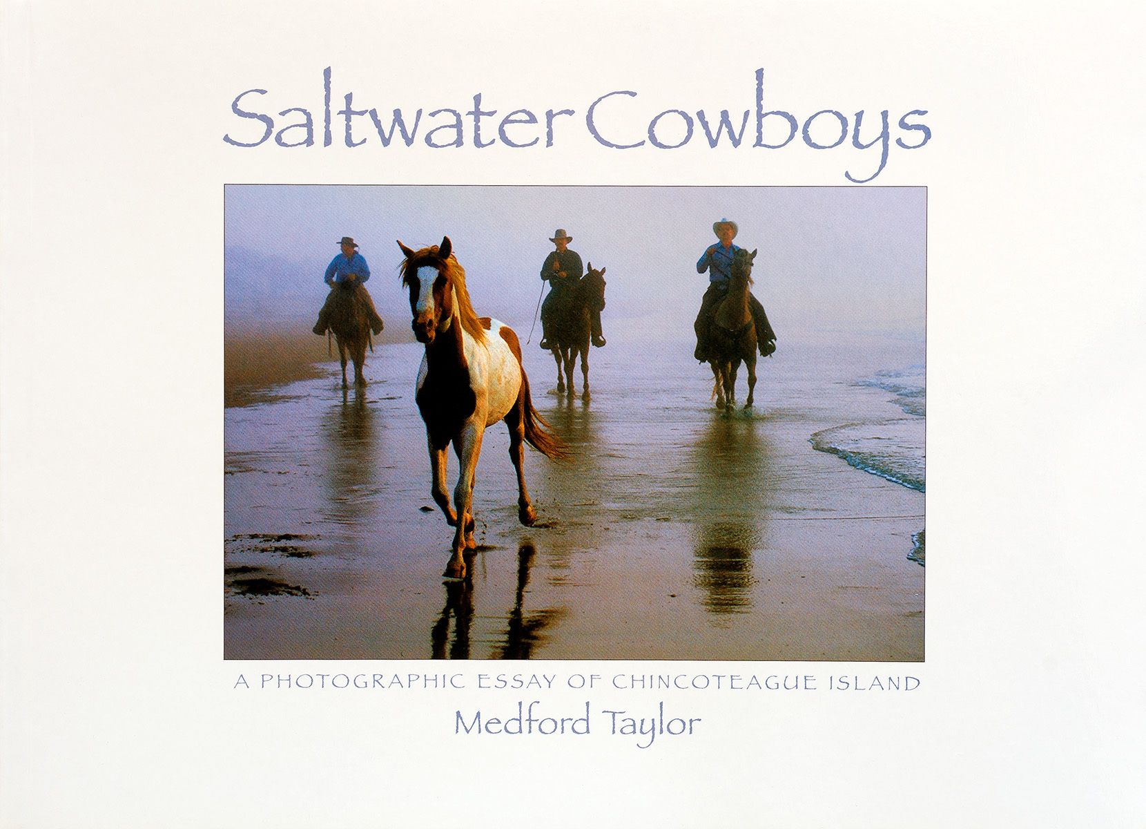 Saltwater Cowboys [cover]