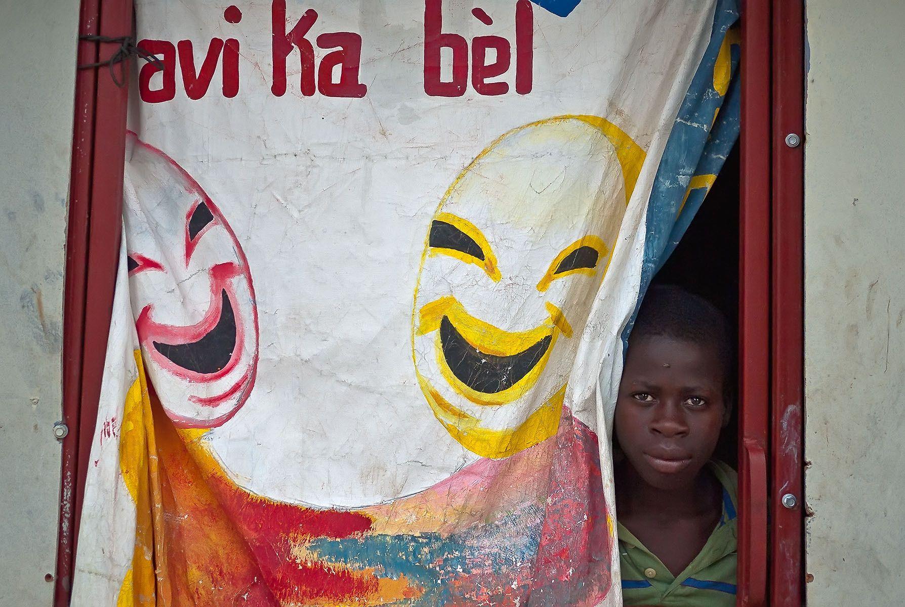 Bernard-Port Au Prince, Haiti 2011
