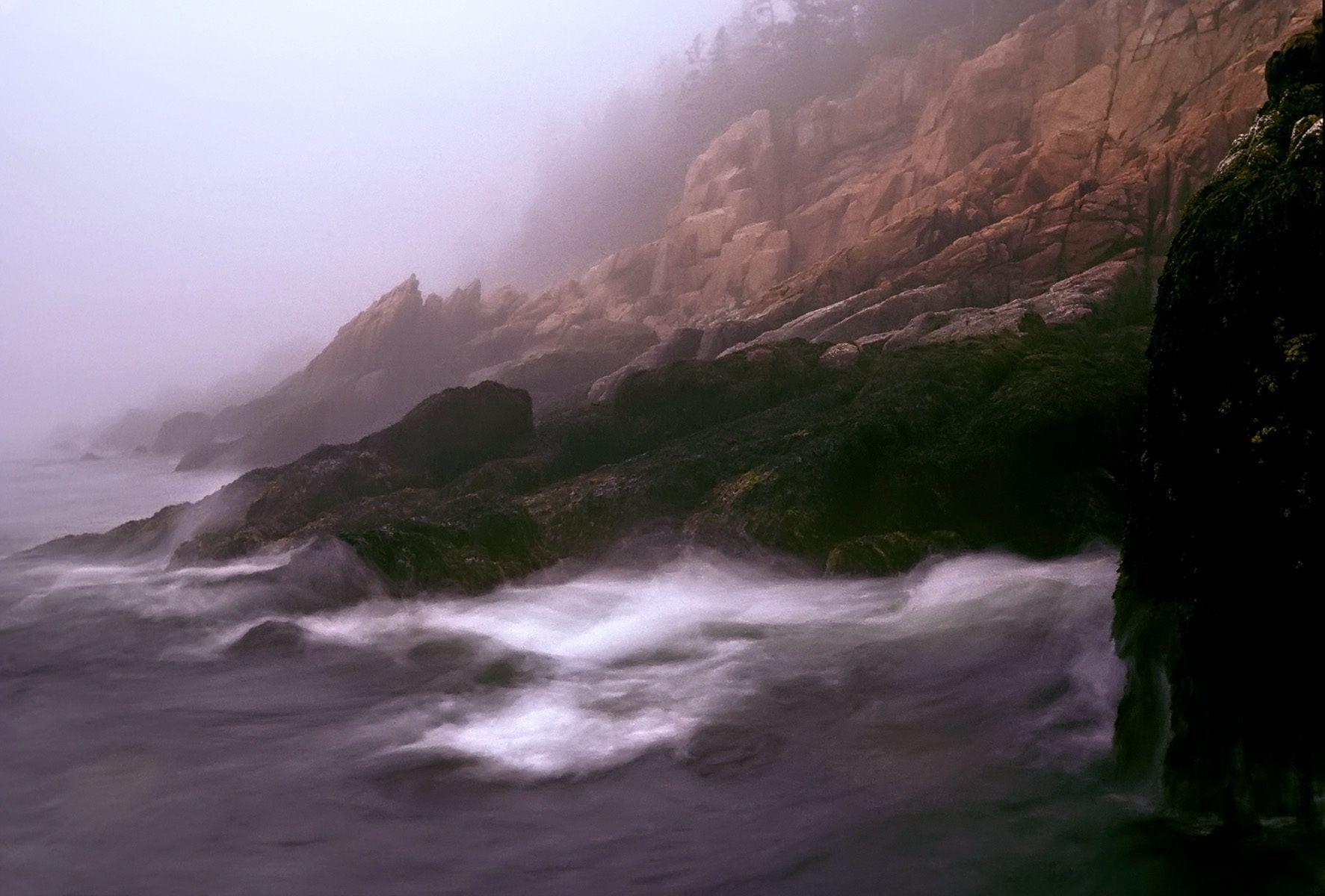 Acadia National Park, Mt. Desert Island, Maine