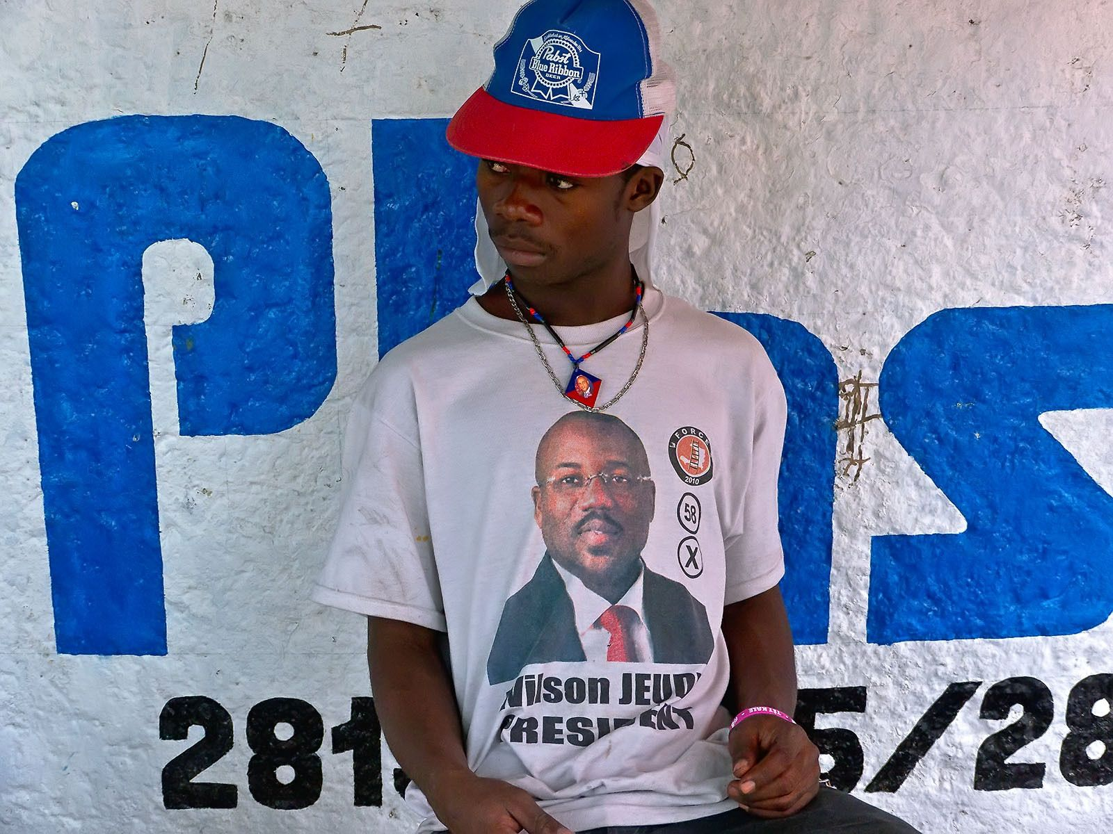 Port Au Prince, Haiti 2011
