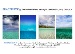 Pence Gallery Promo Card 2015