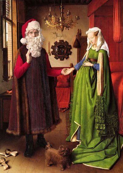 Van Eyck - arnulfini