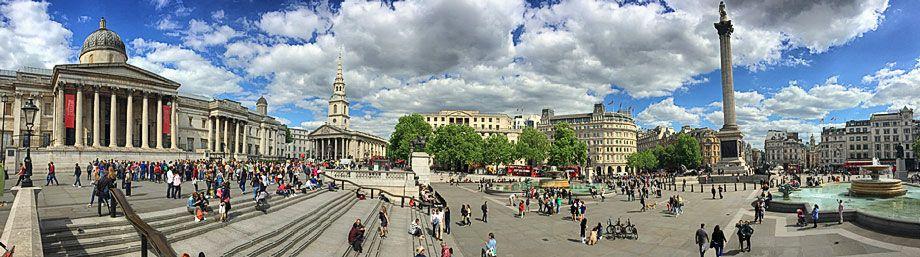 London - Trafalgar