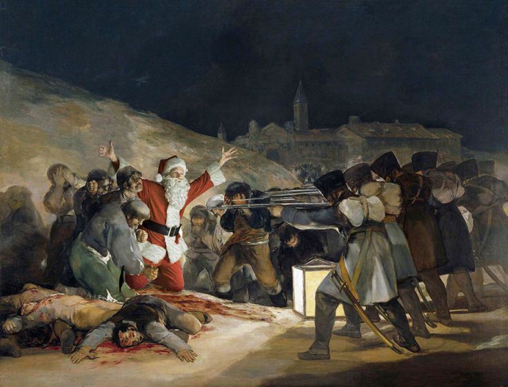 Goya - the third of may 2