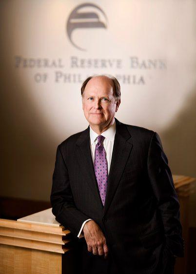 President Philadelphia Federal Reserve