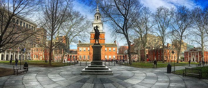 Philadelphia - Independence Square