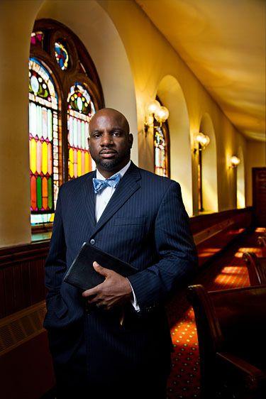 Rev. Mark Taylor