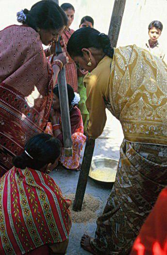 Wedding Ceremony, Himilayas India