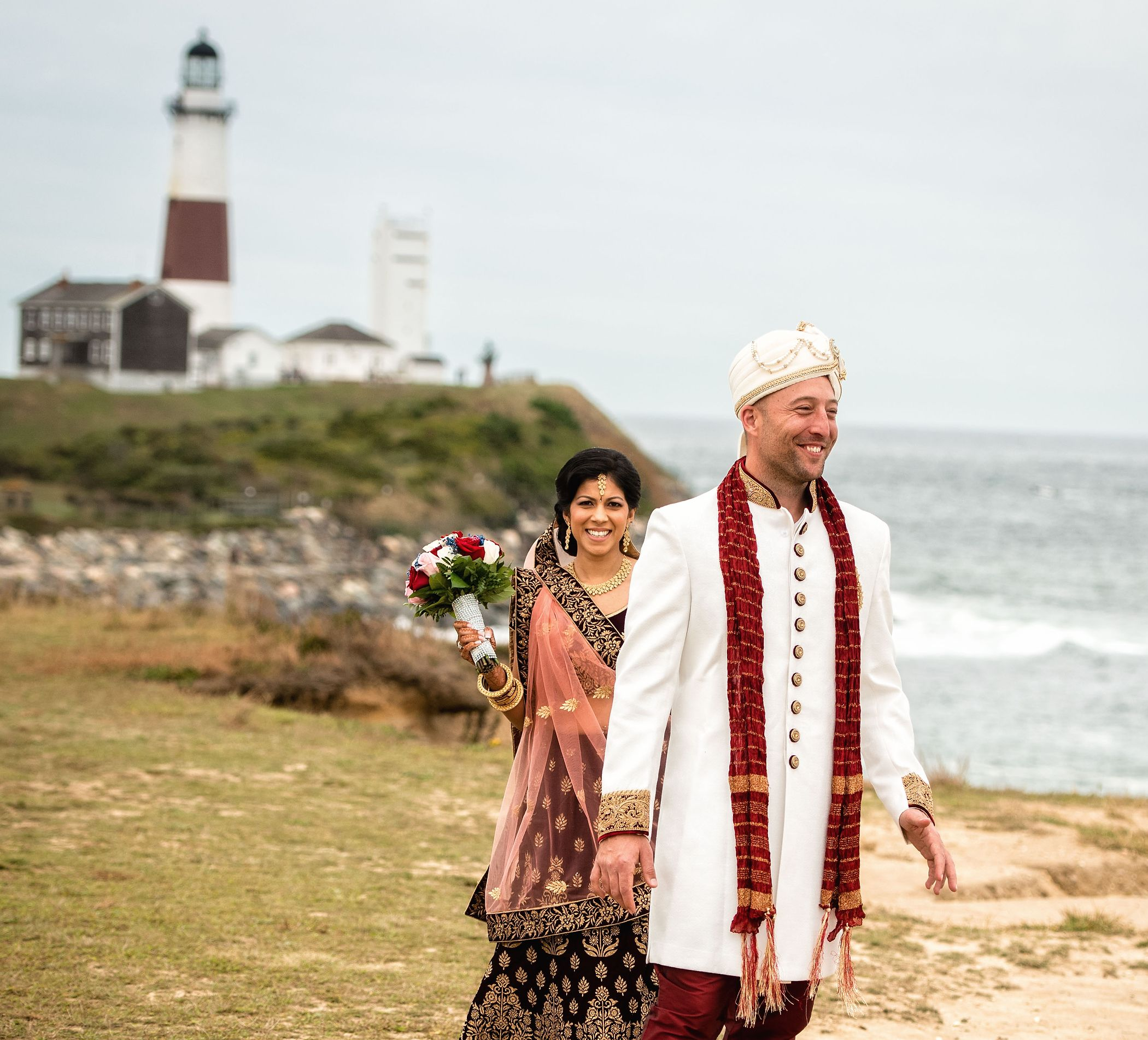 An Indian Wedding In Montauk