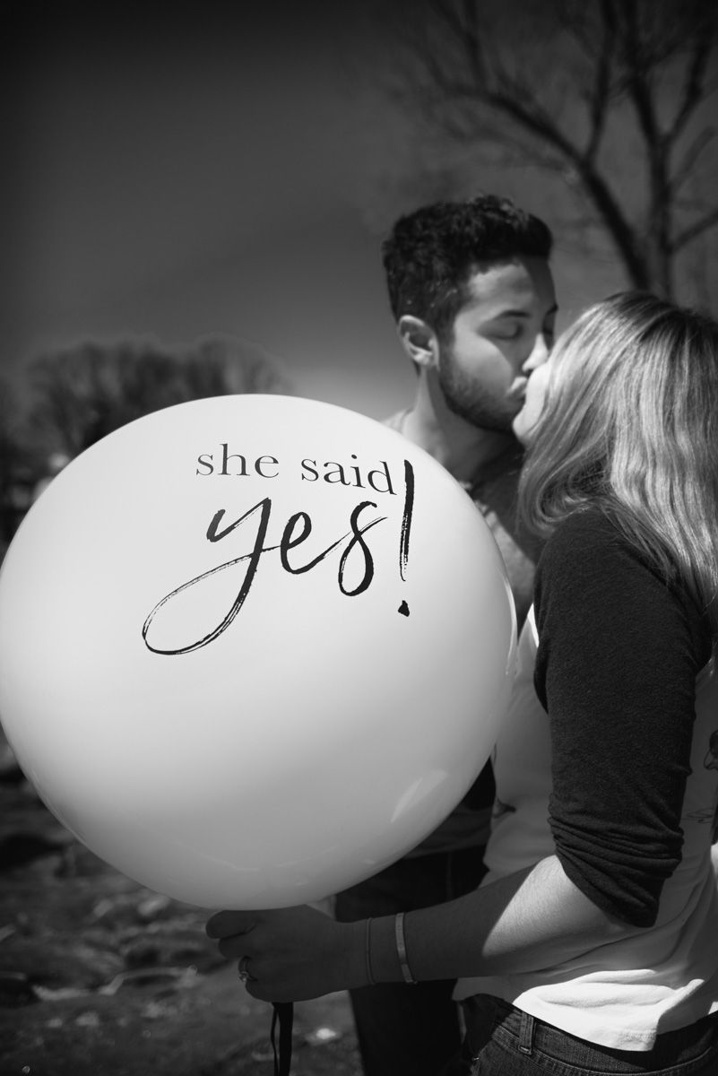 Larchmont Wedding Proposal