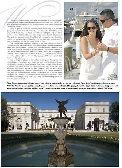 Westchester Weddings Magazine