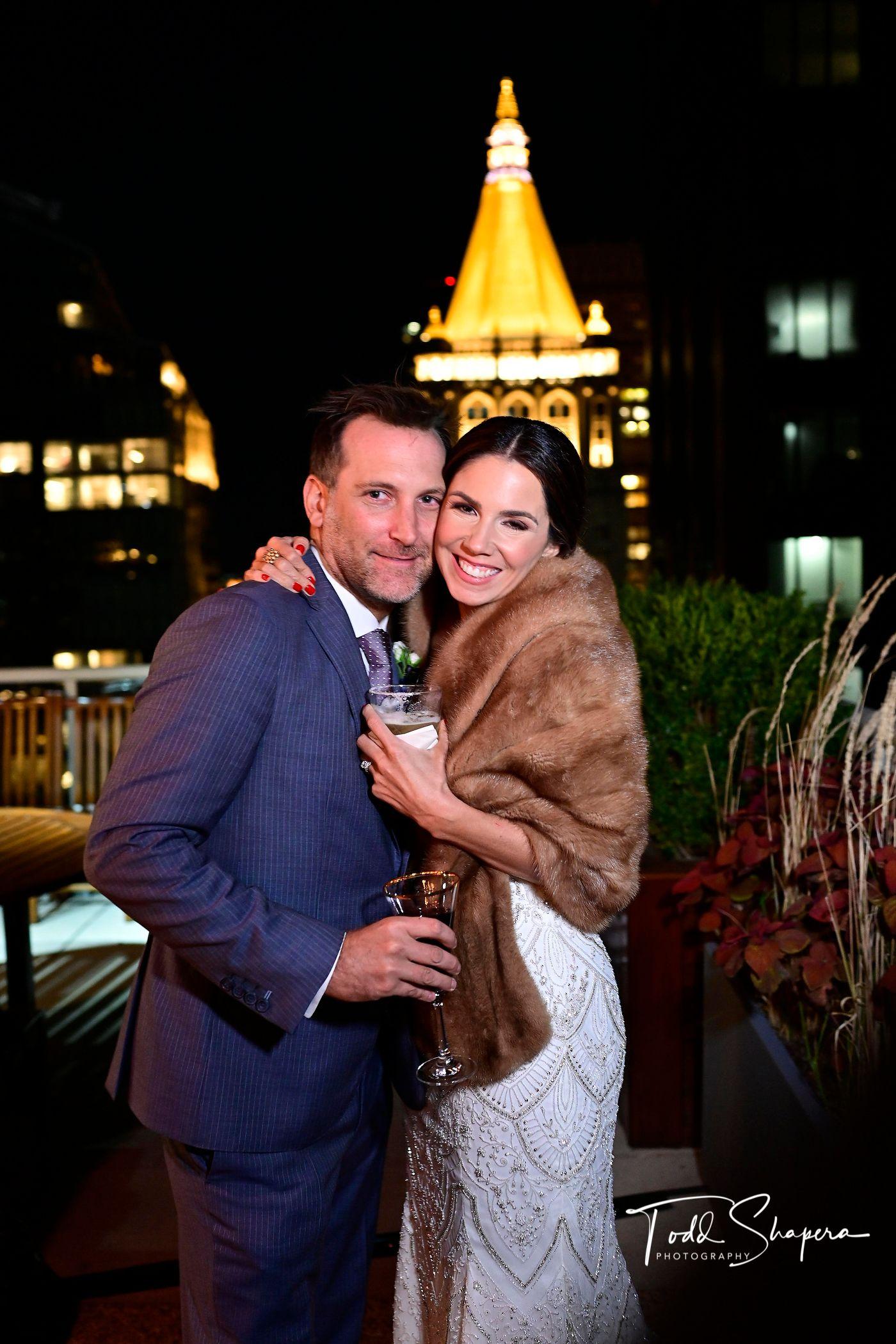 New York Covid Wedding Celebration