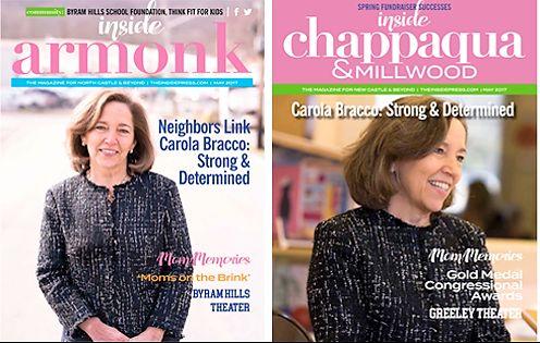 Inside Press Cover Photos