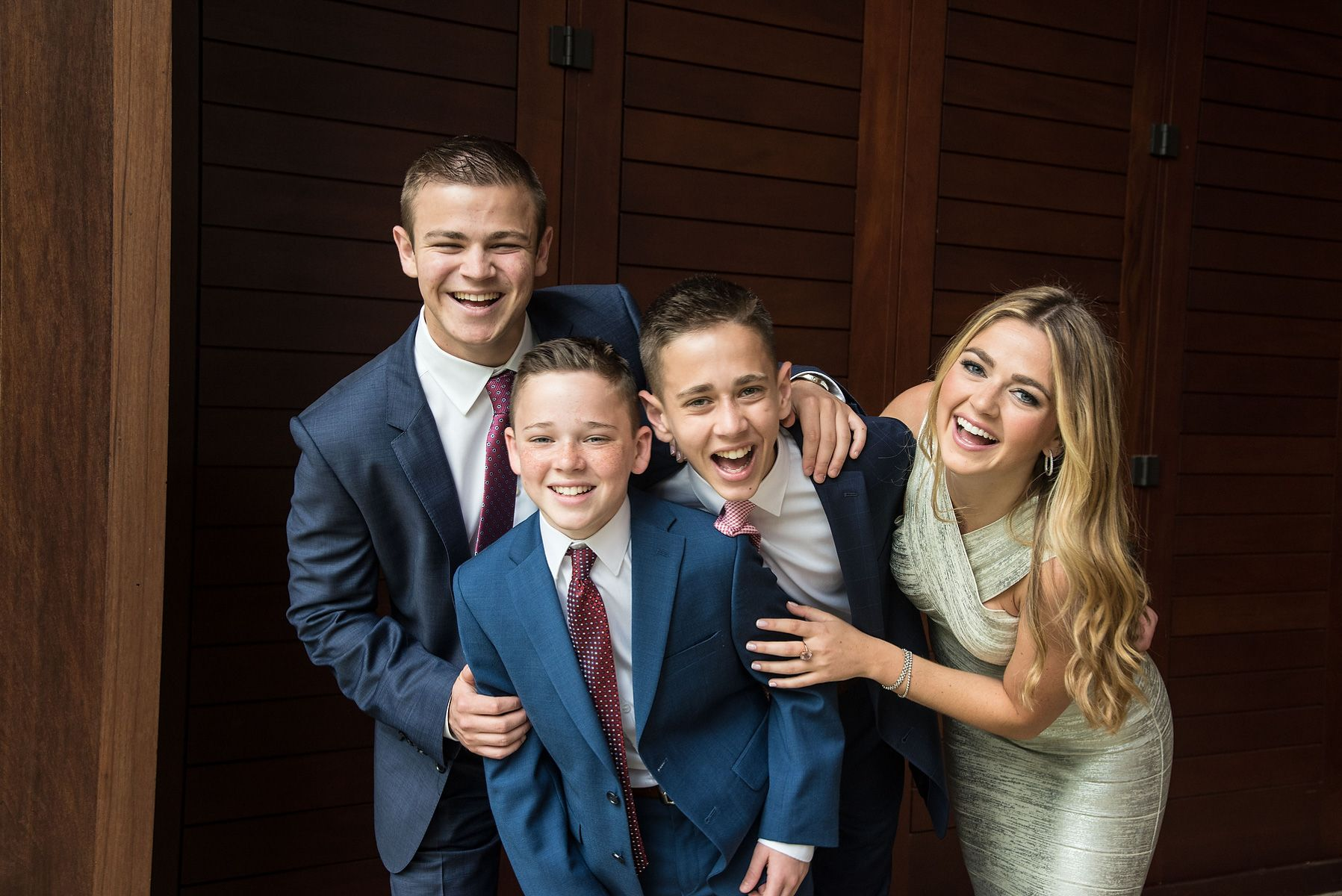 Armonk Bar Mitzvah Portrait