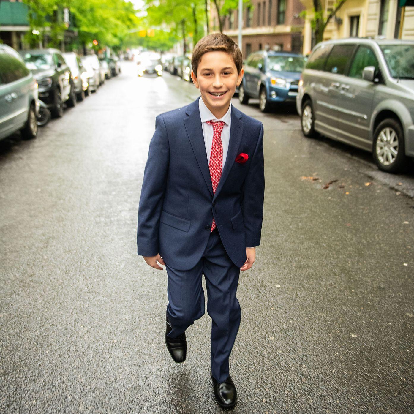 A New York Bar Mitzvah Photo Shoot
