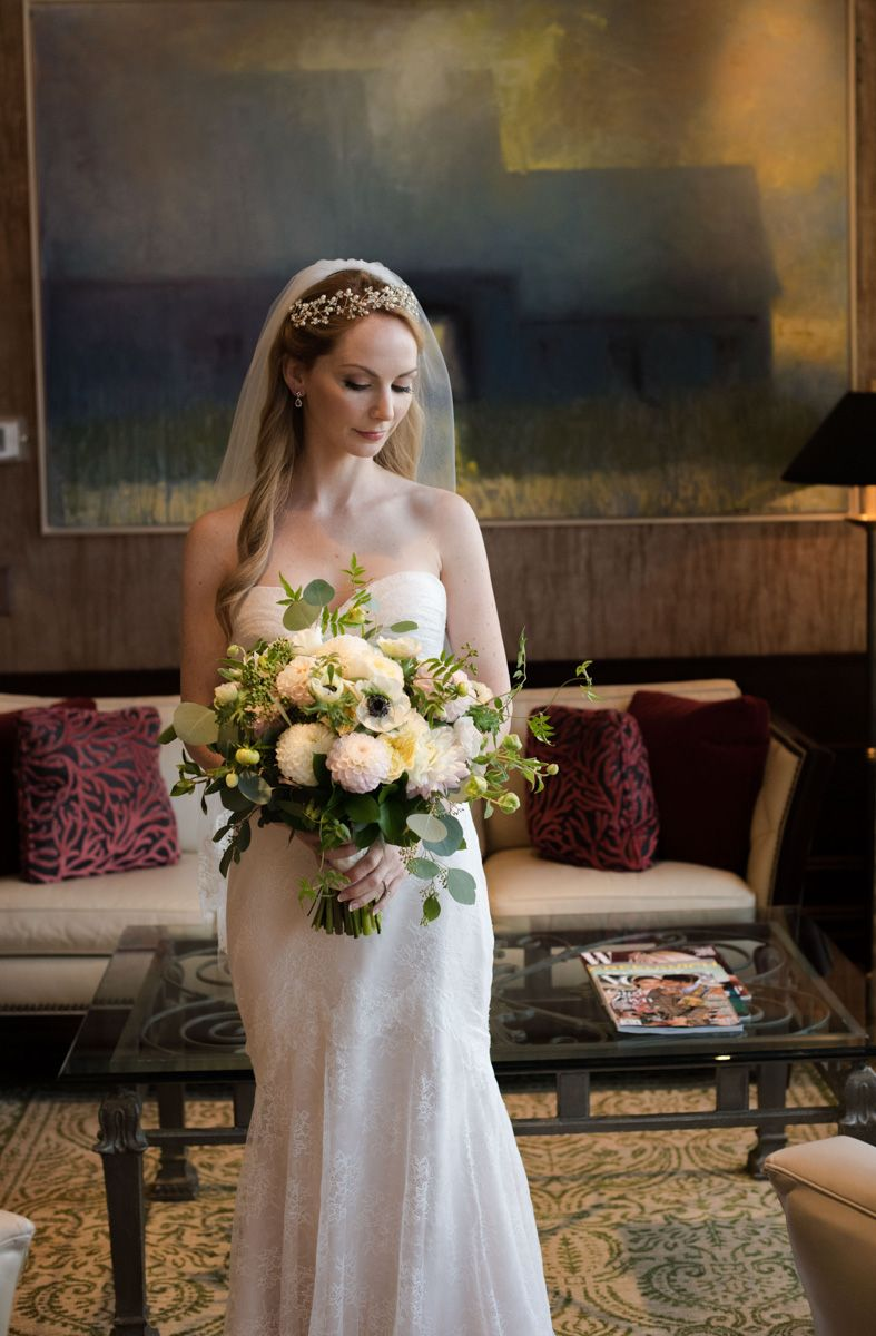 A Delamar Greenwich Harbor Bride