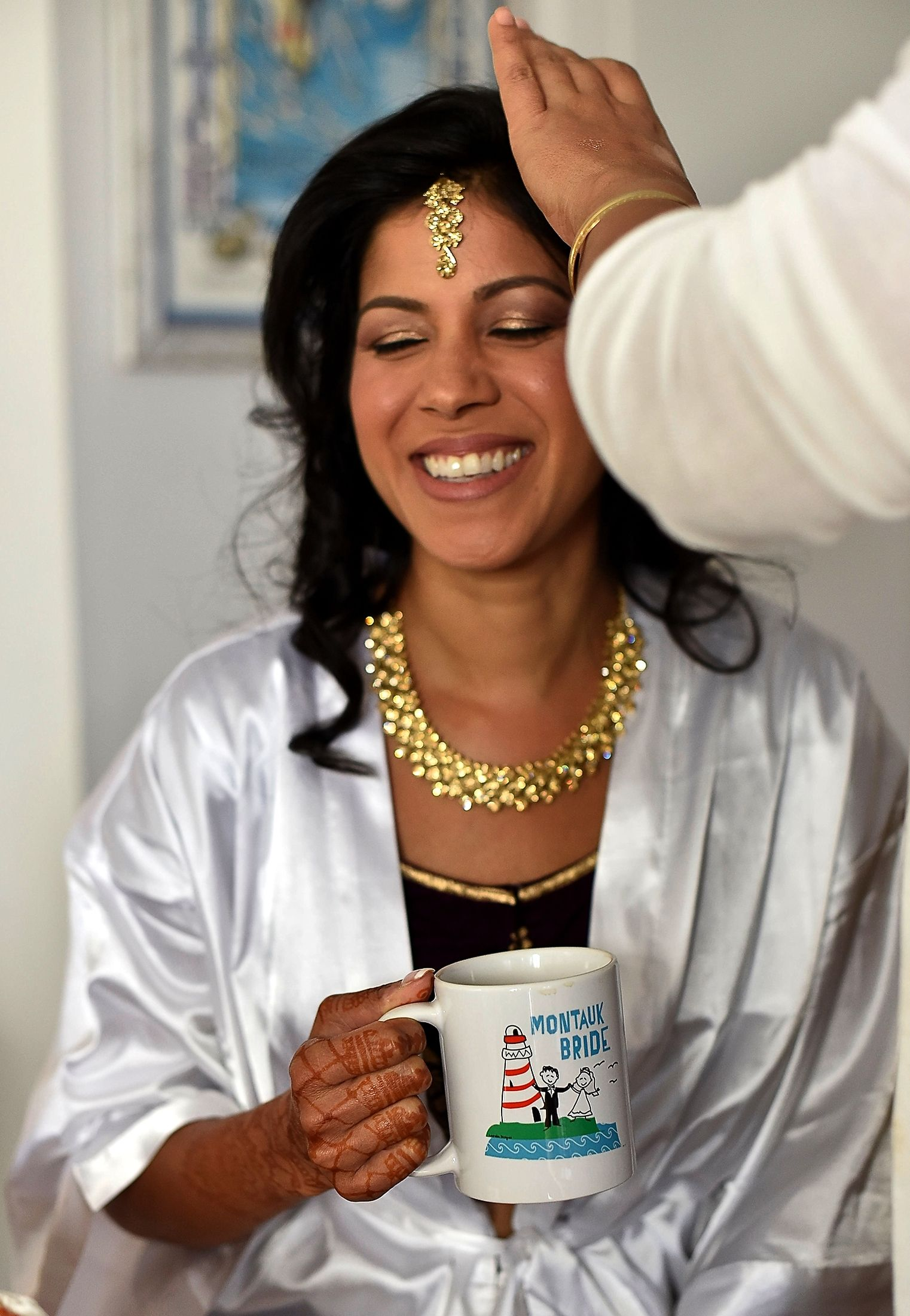 A Montauk Bride Prepares For Her Indian Wedding