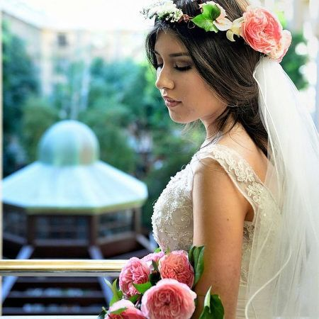 Valenties Day Bride at the Greenwich Hyatt