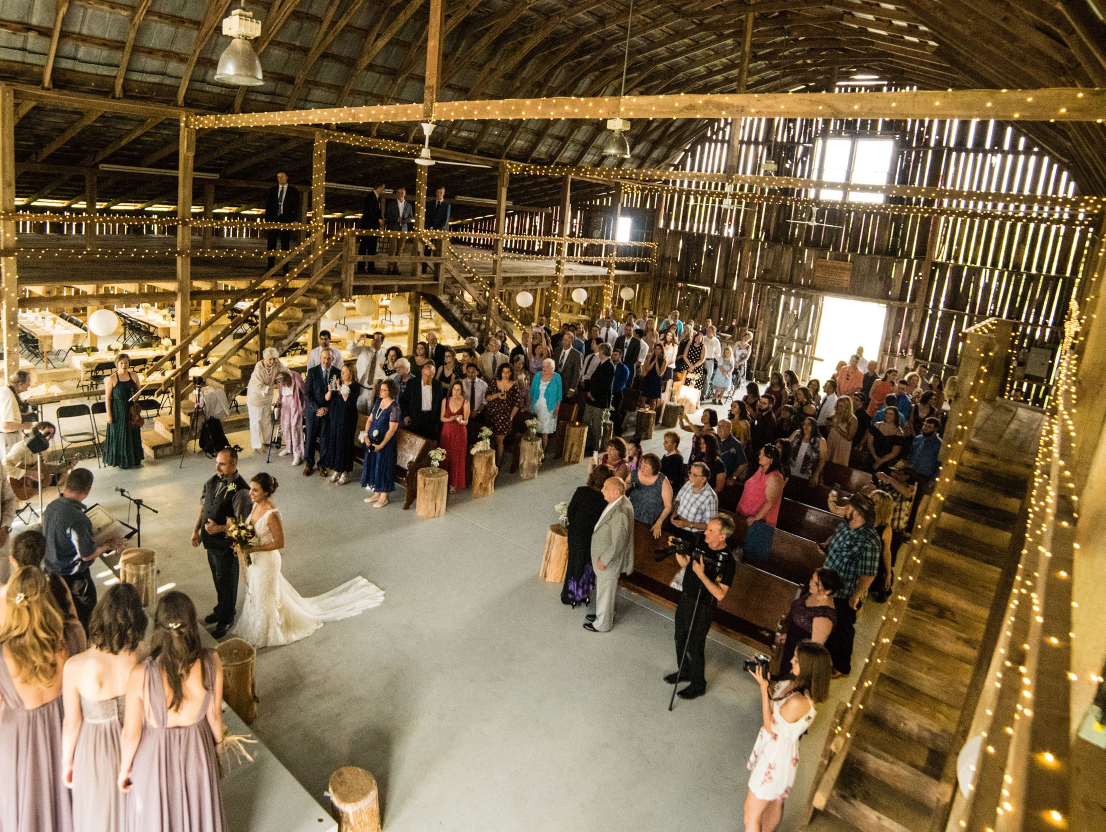 A Farm Wedding Outside Nashville