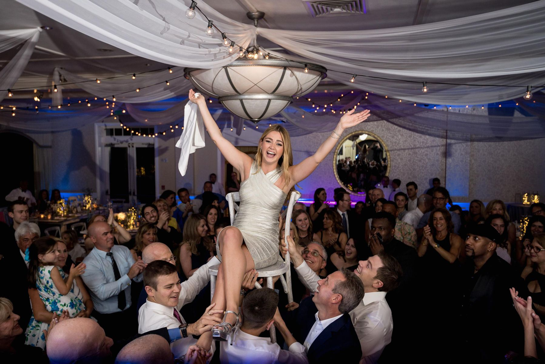 Bar Mitzvah Celebration - Tamarack Country Club, Greenwich