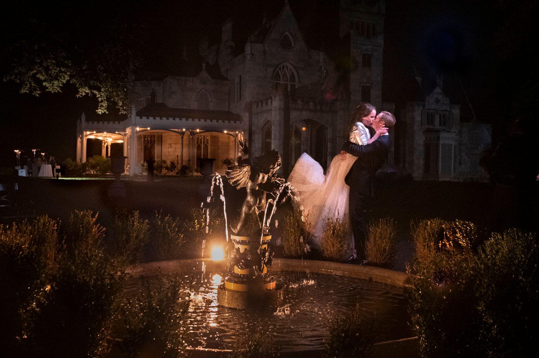 Last Dance At The Lyndhust Fountain