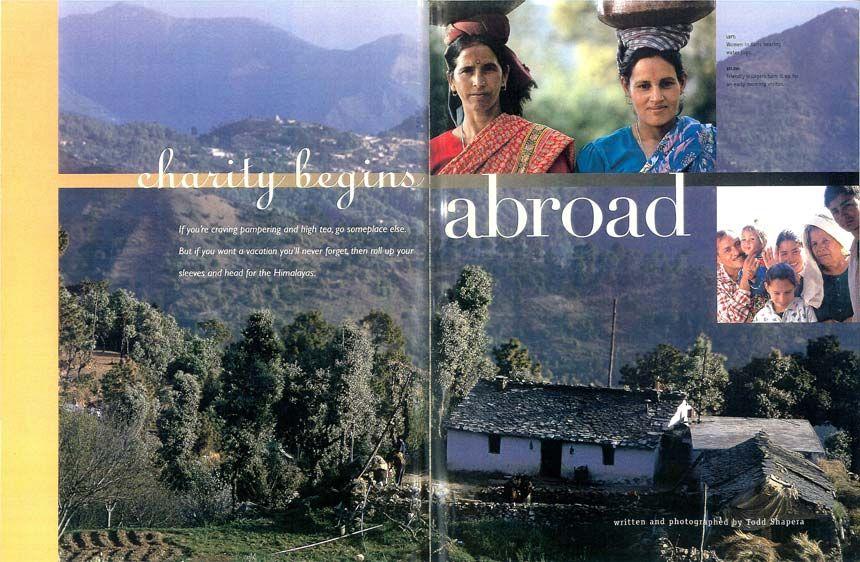 The lives of Himalayn Women, Uttar Pradesh, India