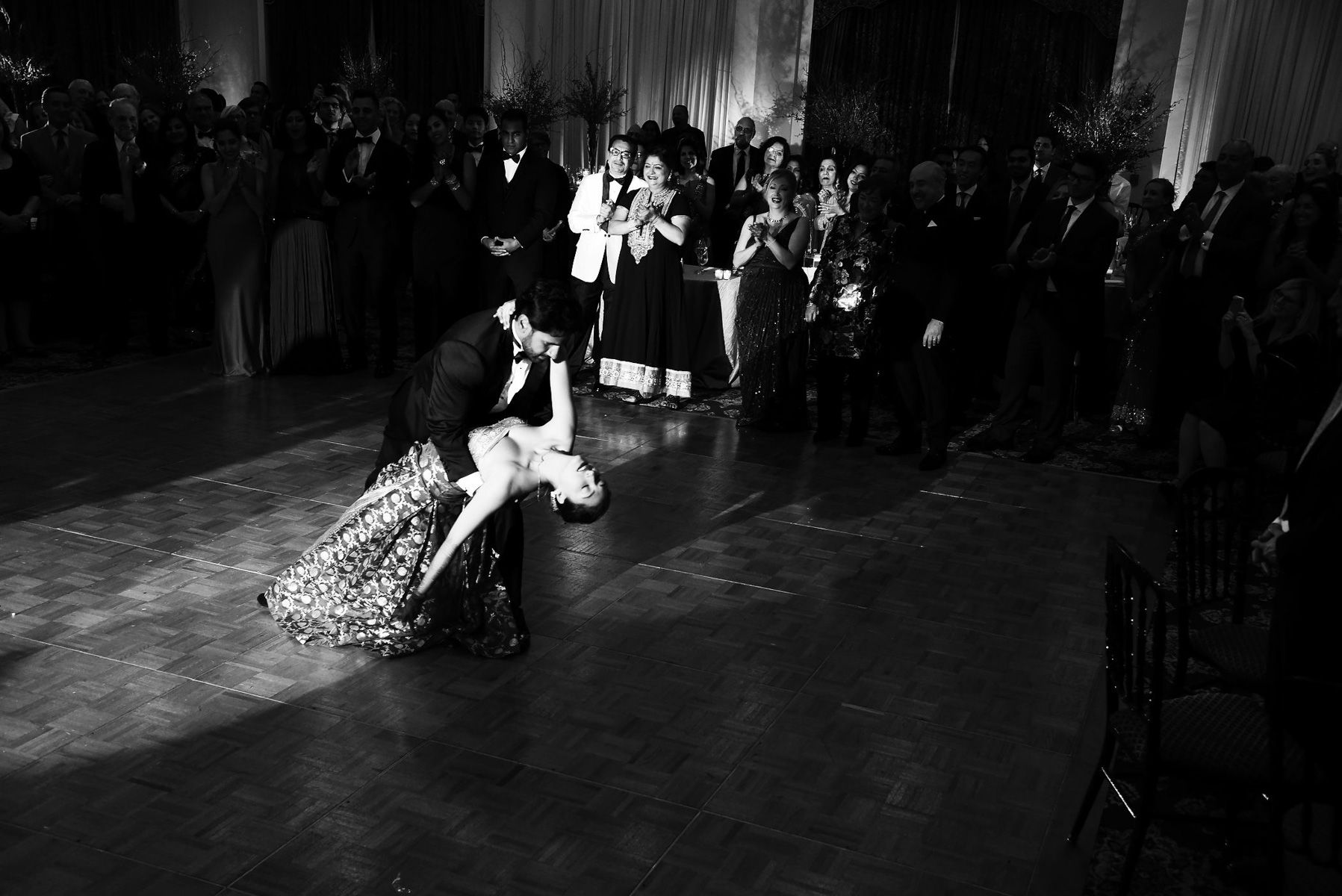 First Dance At Tarrytown House