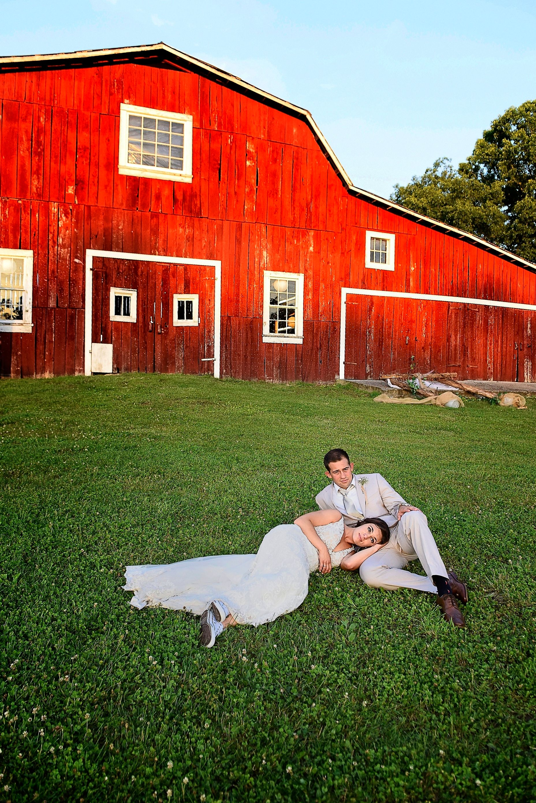 Barn Wedding  Near Nashville