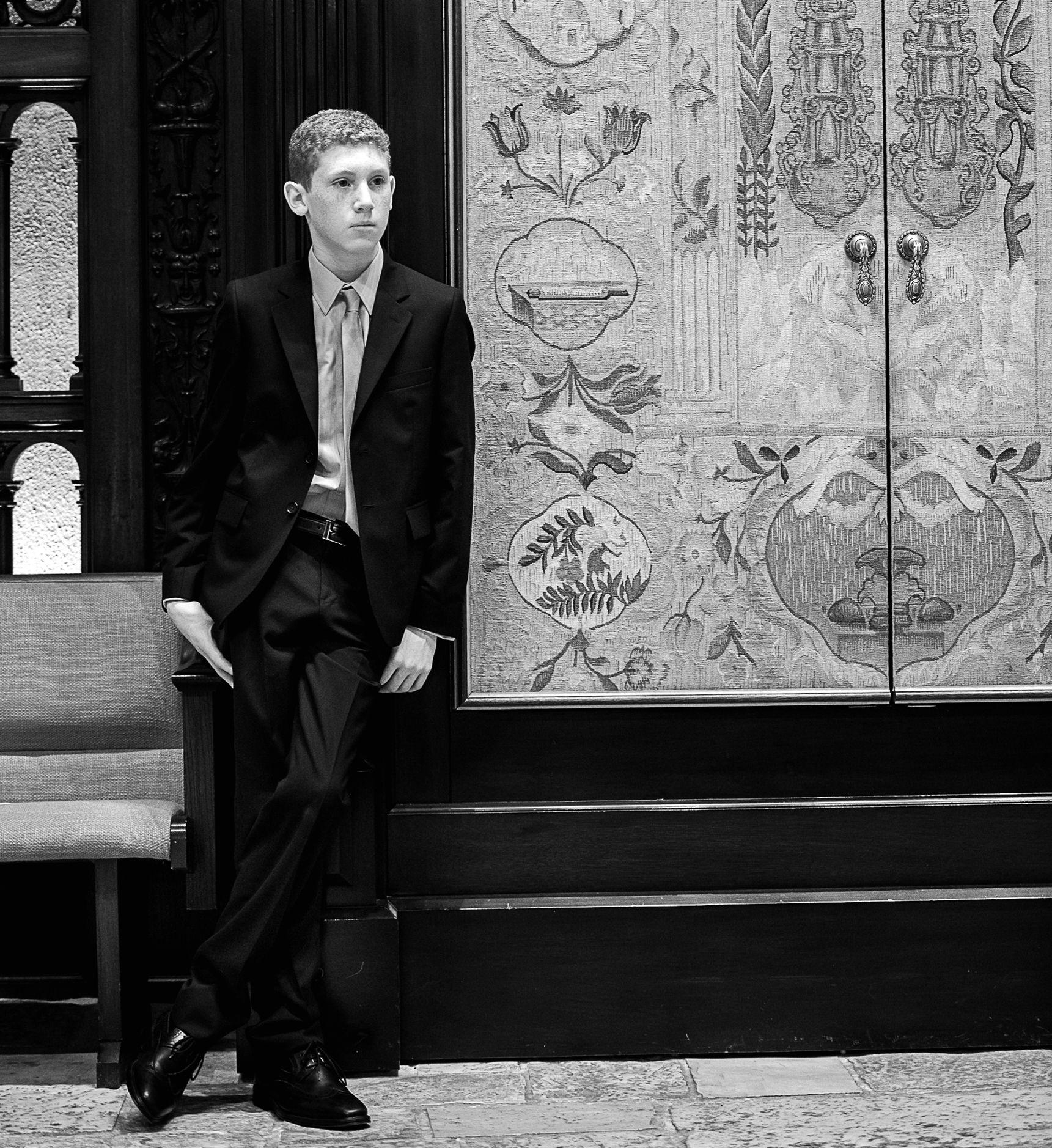 Westchester Bar Mitzvah Portrait