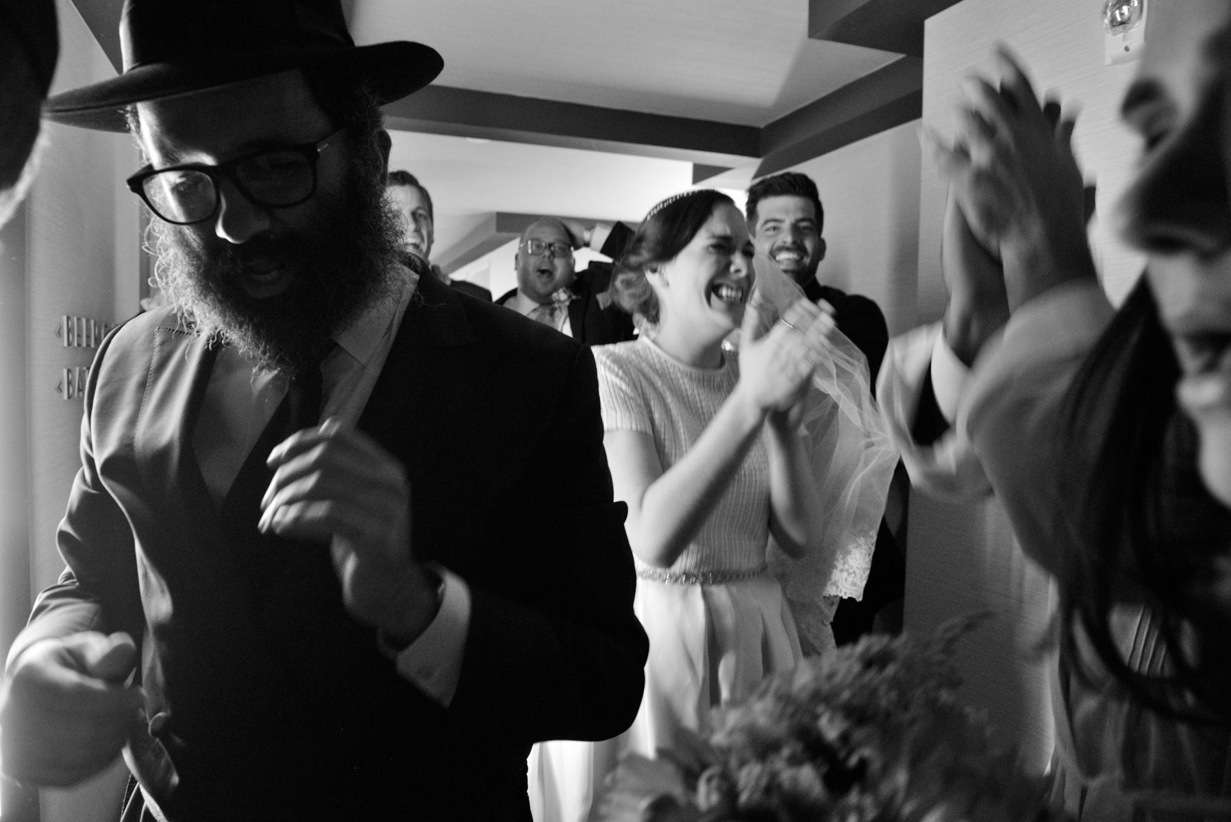 Orthodox Wedding in Brooklyn, New York