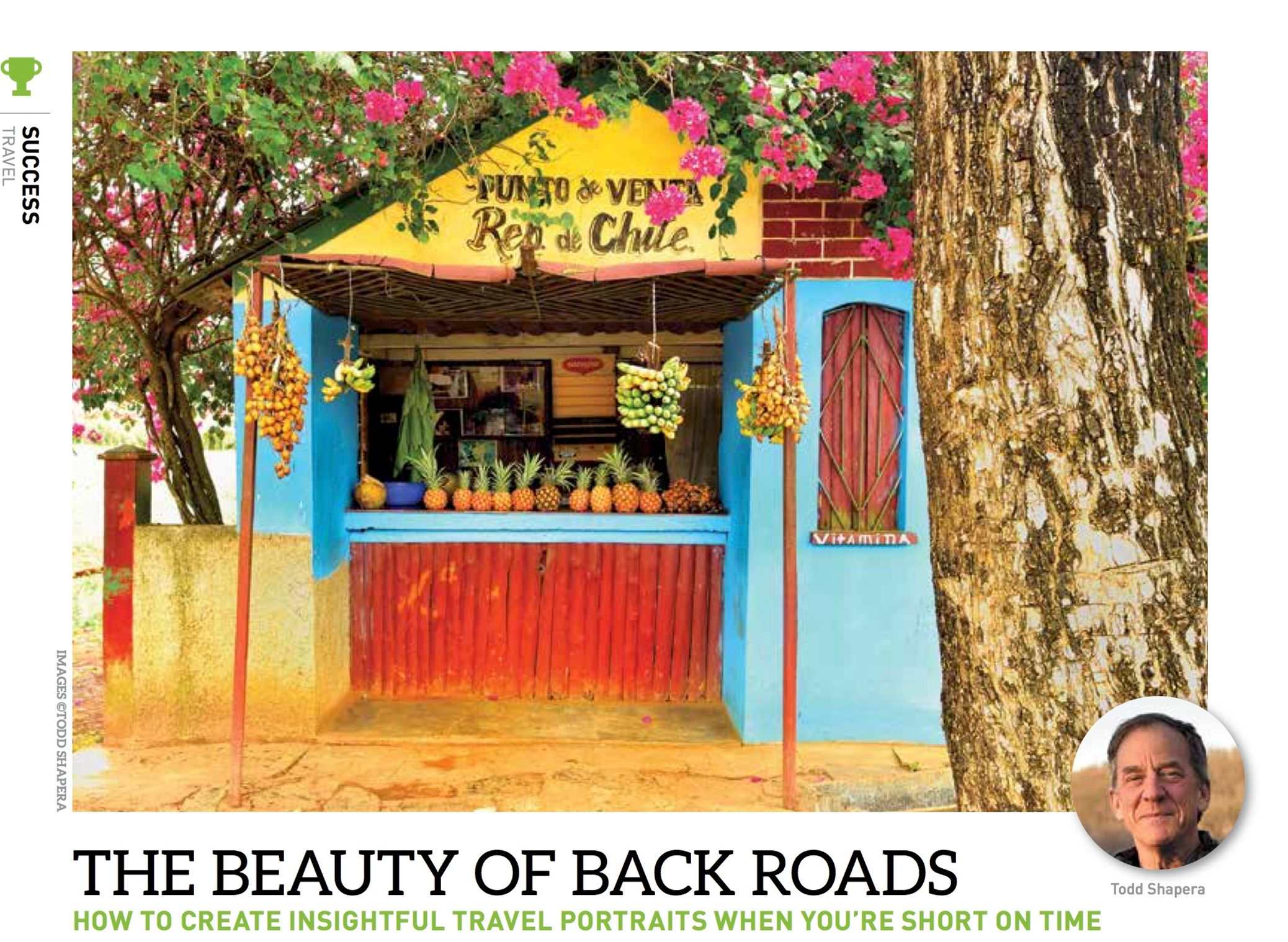 Photographing Cuba's Backroads