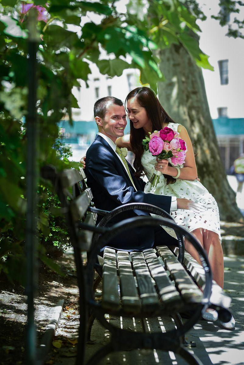 Manhattan Engagement Photography