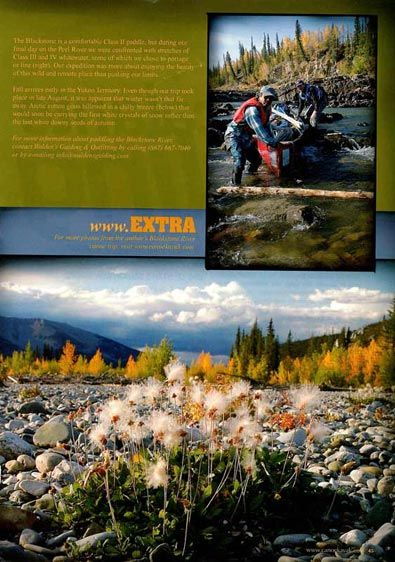 A Yukon Paddling Journey