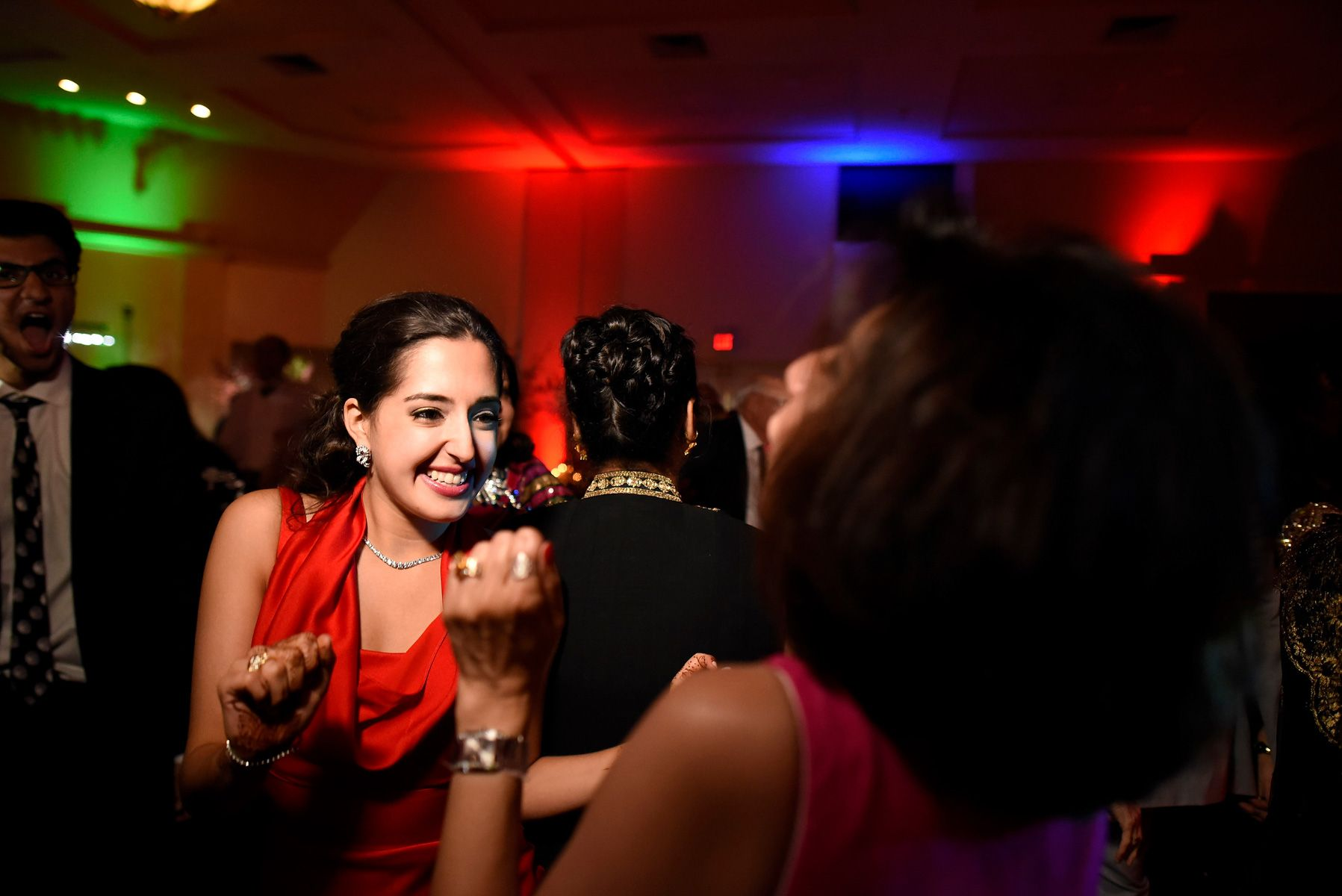 Westchester Wedding Reception - Guests Dance