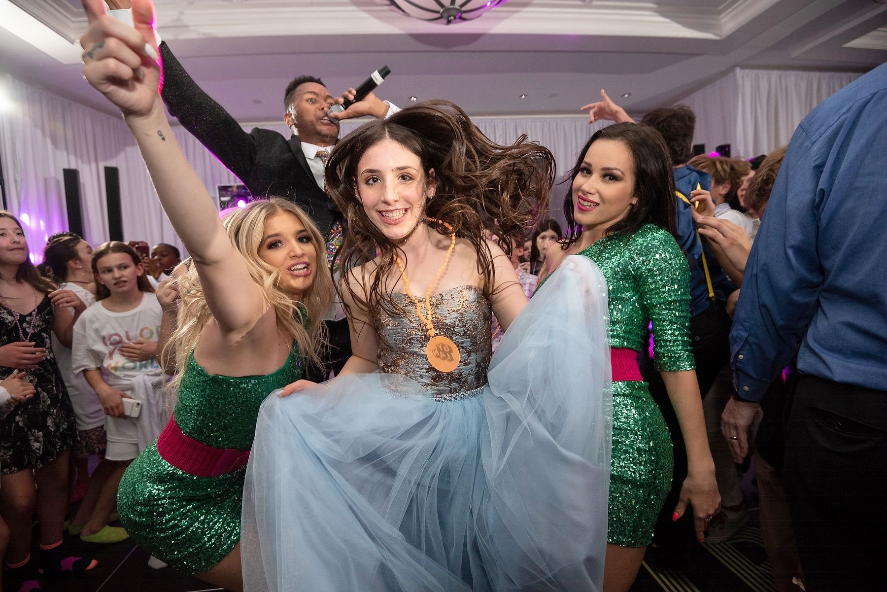Bat Mitzvah Photography in Westchester and Greenwich