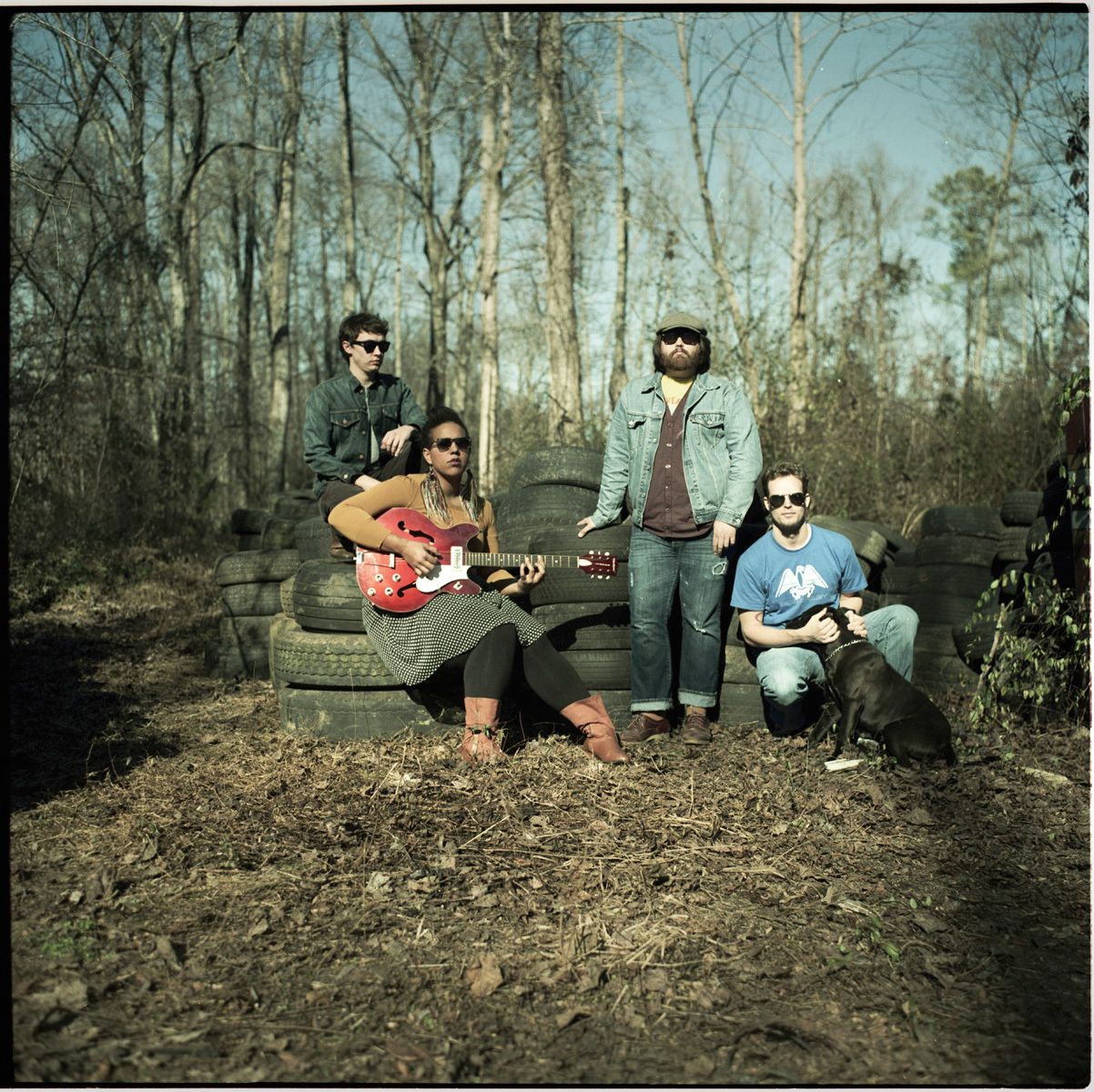 Alabama Shakes for American Songwriter Magazine
